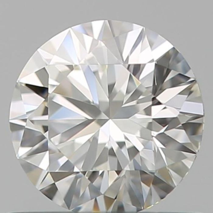 Diamond - 0.50 ct - Brilliant - D (colourless) - VVS1