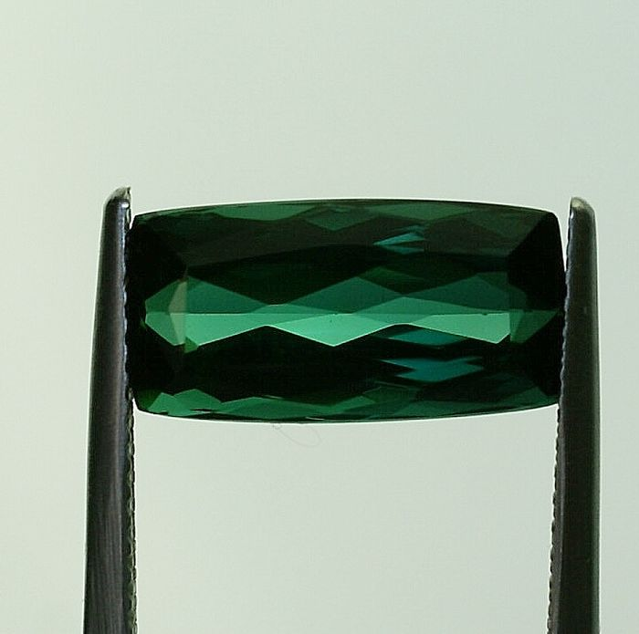 1 pcs bluish green Tourmaline - 4.23 ct