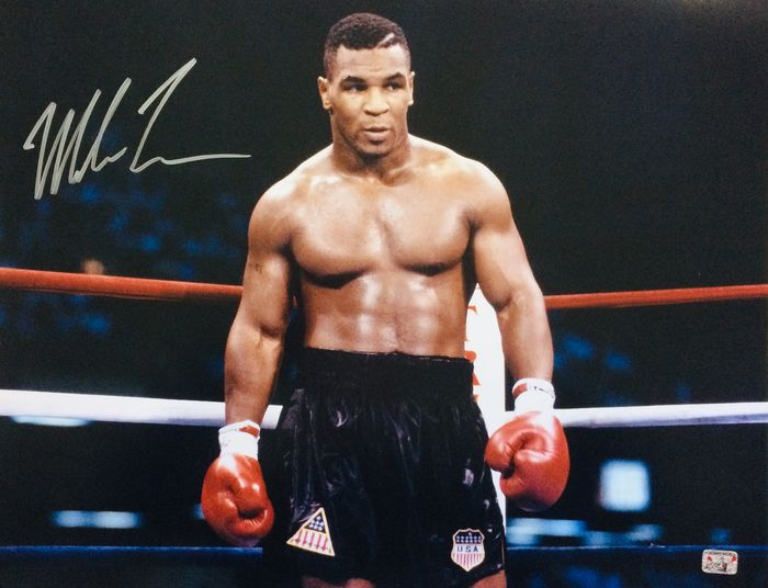 Boxing - Mike Tyson - Photograph