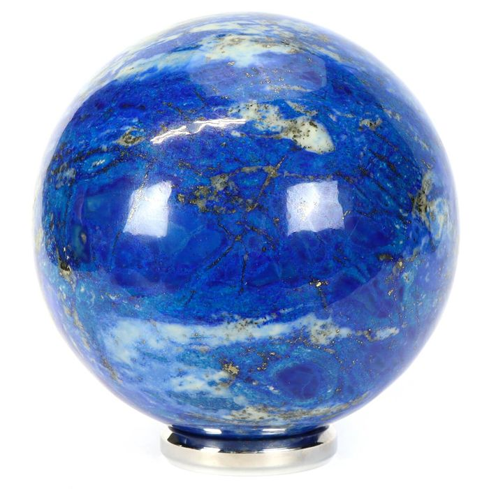 Lapis Lazuli Top Quality AAA Sphere - The Blue Planet - 150×150×150 mm - 4725 g