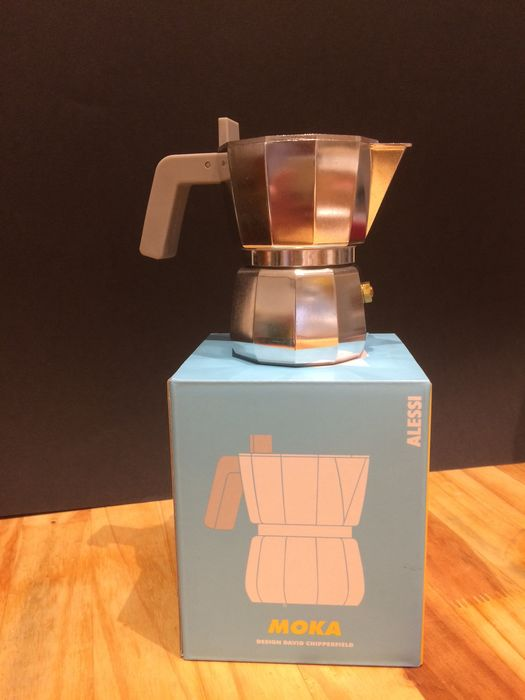 David Chipperfield - Alessi - Coffee maker - Moka