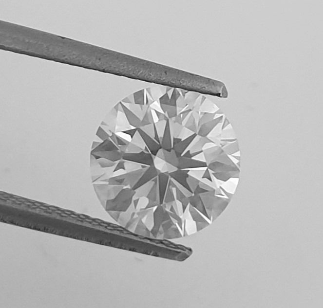 Diamond - 2.00 ct - Brilliant - F - VS2