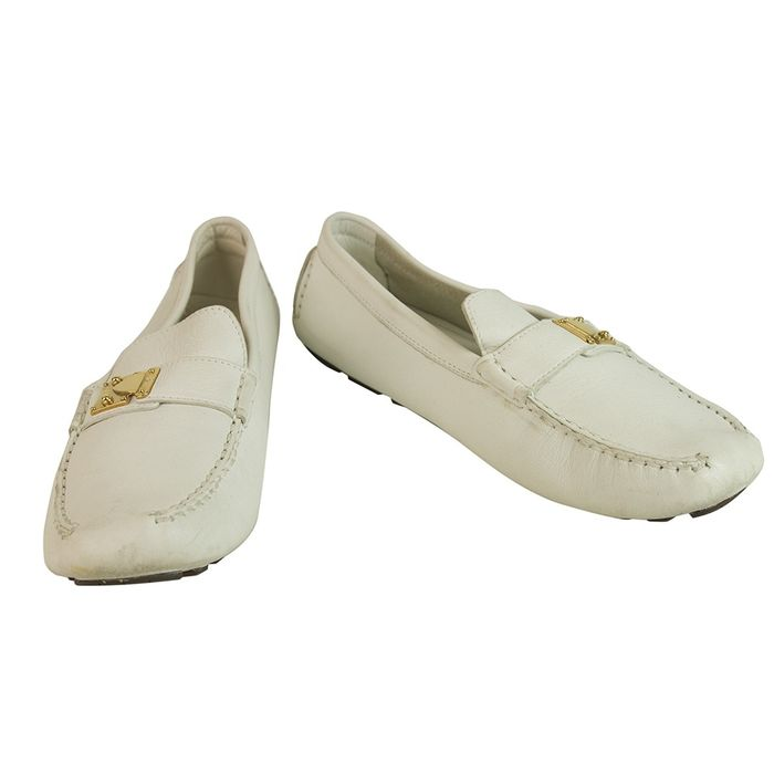 Louis Vuitton Loafers - Size: FR 37