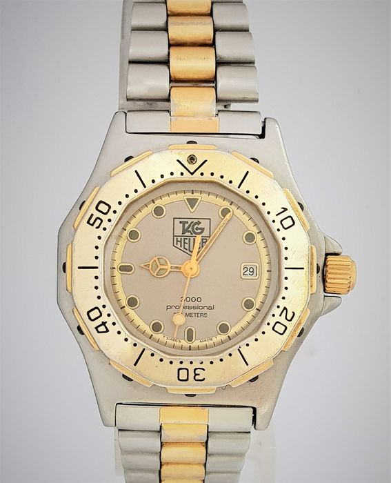 TAG Heuer - 3000 series 200m Professional - Ref. 934.215 - No Reserve Price - Femme - 2000-2010