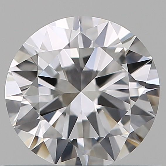1 pcs Diamond - 0.50 ct - Brilliant - D (colourless) - IF (flawless), ***Heart and Arrows***