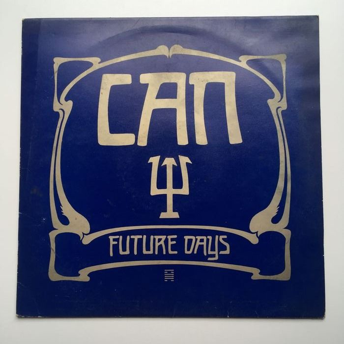 Can - Future Days - Diverse Titel - LP Album - 1973/1973