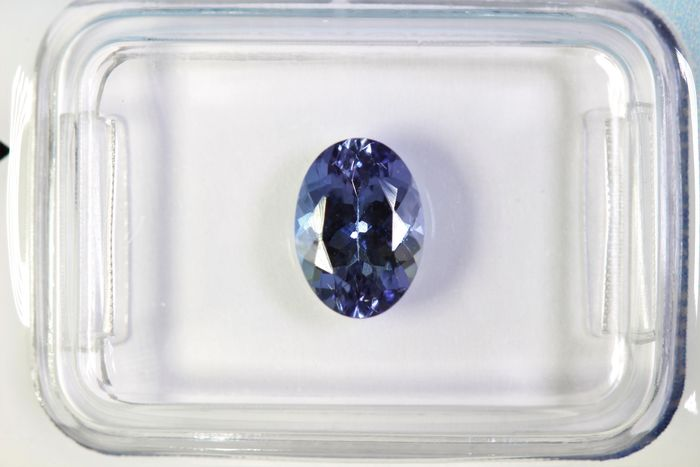 No Reserve Price - Tanzanite - 1.33 ct