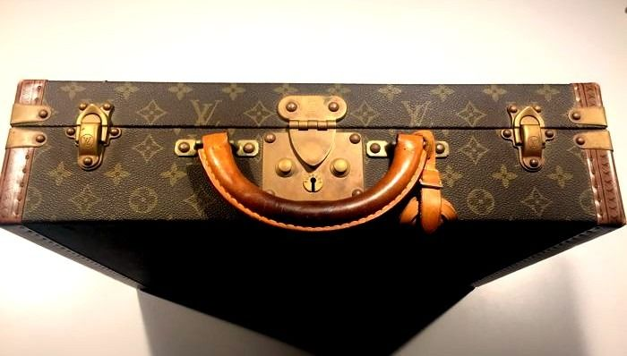 Louis Vuitton executive briefcase