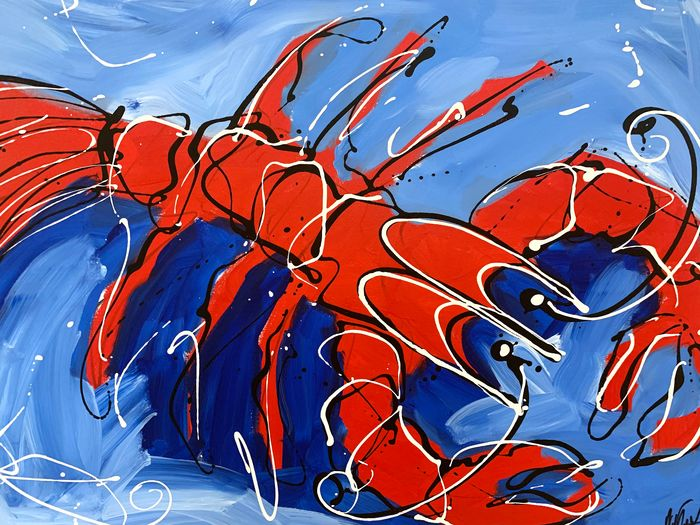 Rick Triest - Lobster Time