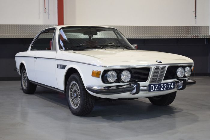 BMW - CS (E9) Sunroof Coupe 3.0L - NO RESERVE - 1972