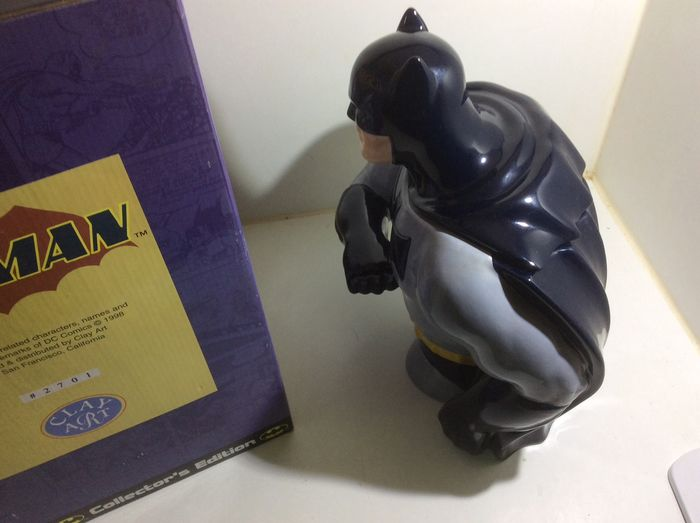 Batman Vintage Cookie Jar 1991 Ceramic Artbox Catawiki