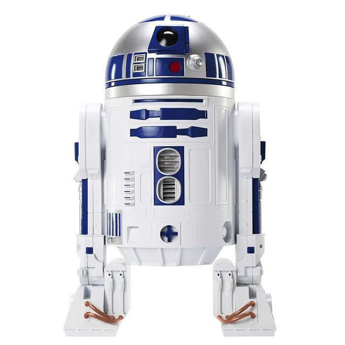 Star Wars - Jakks Pacific - 18'' R2-D2 Deluxe Electronic Edition (50cm)