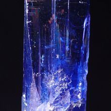 Beautiful Transparent Tanzanite Crystals Untreated 49 ct - 34.1×13.37×12.9 mm - 9.8 g