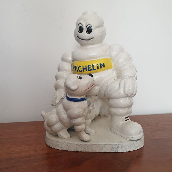 Decorative object - Bibendum and Bubbles; advertising - Michelin - After 2000