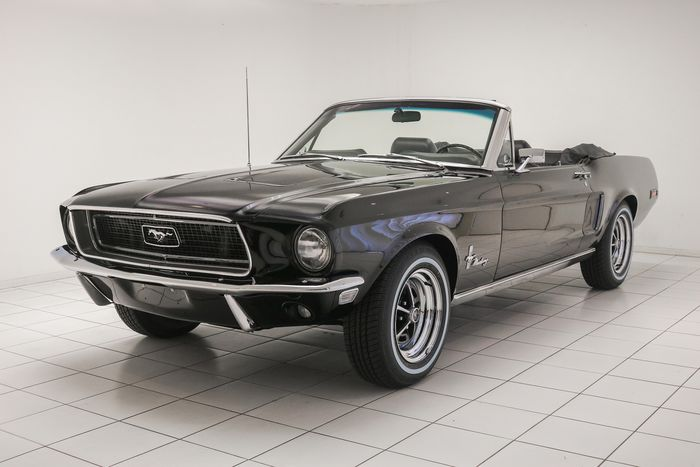 Ford USA - Mustang Convertible 302ci/213hp - 1968