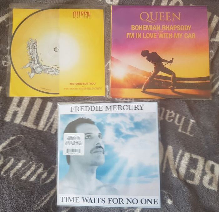 Queen & Related - Multiple titles - 45 rpm Single, Limited picture disk - 1997/2019
