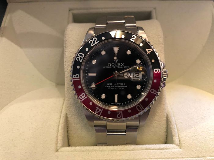 Rolex - GMT-Master II - 16710 - Men - 2000-2010