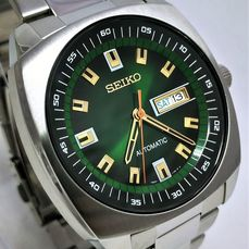 "Seiko - ""NO RESERVE PRICE"" ""Racing Green Square"" - Recraft Series - Homme - 2011-aujourd'hui"