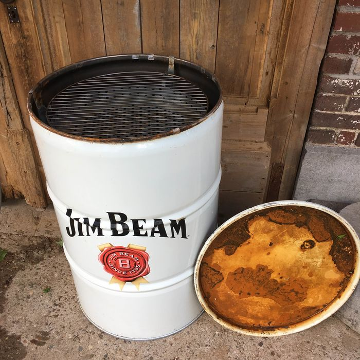 Jim Beam - Barbecue - Metal