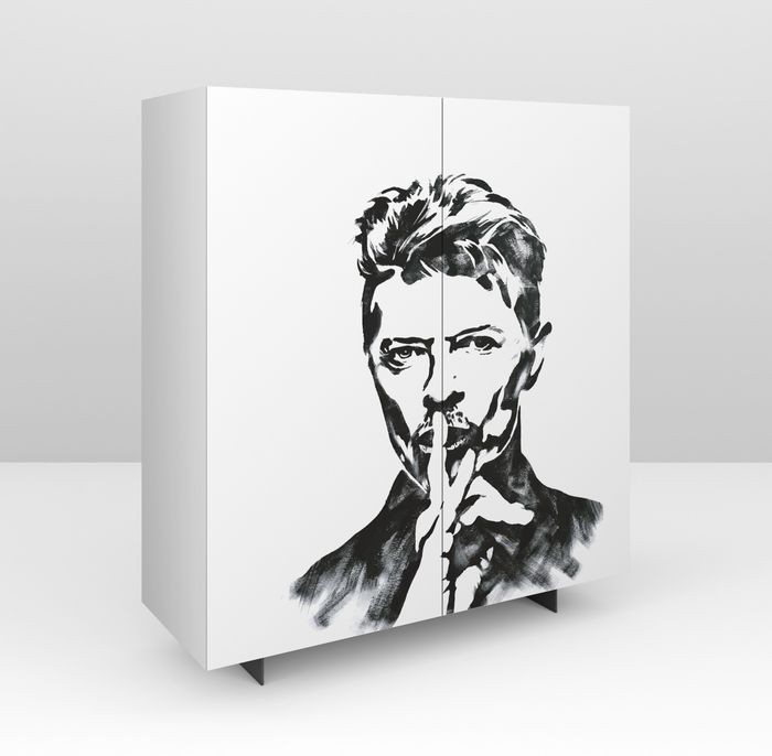Pictoom - Cabinet - David Bowie