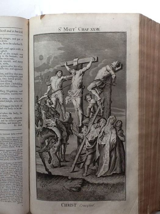 S. Smith - The history of the family bible - 1737