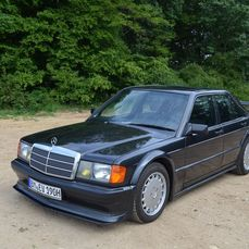 Mercedes-Benz - 190 E 2.5-16 Evo  - 1989