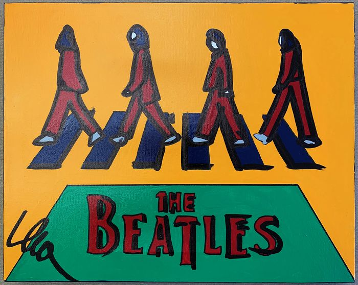 Marco Lodola - The Beatles