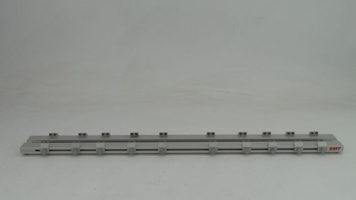SMT 1, G - Attachments - Roller bench 75cm with 10 roller stands