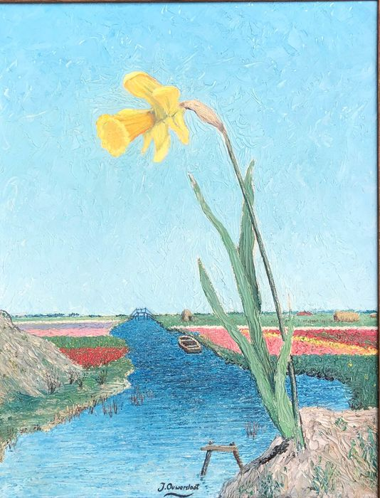 Preview of the first image of Jan Ouwersloot (1902-1975) - Narcis.