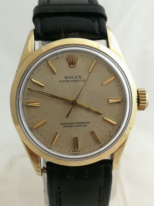 Rolex - Oyster Perpetual - 1025 - Unisex - 1960-1969