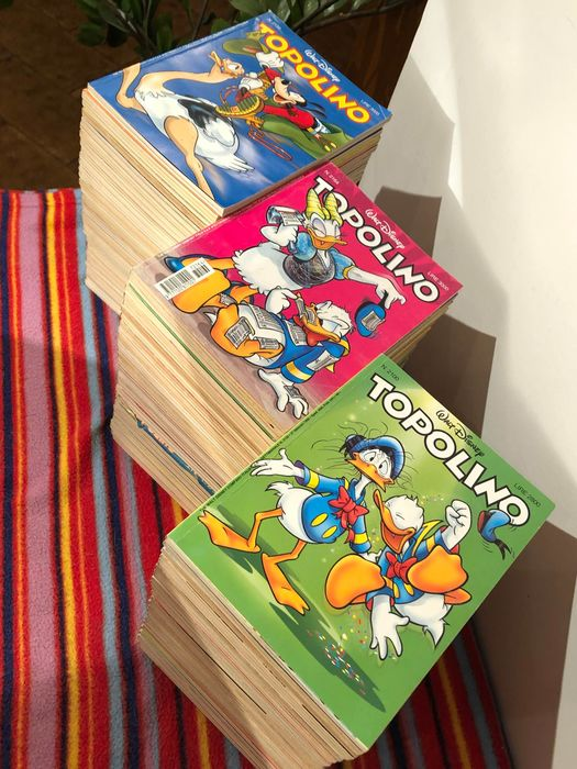 Topolino nn. 2100/2199 - Sequenza Completa - Trade Paperback - First edition - (1996/1998)