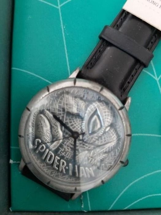 Spider-man - fossil - Verzamelaarsuitgave 1994 The Amazing Spider-man No 3 Limited Edition Watch