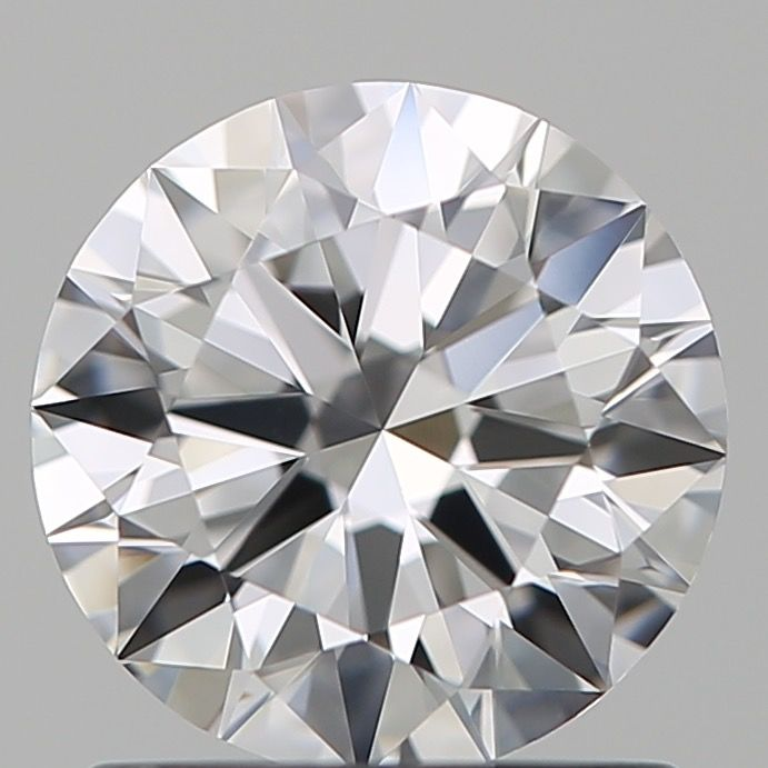 1 pcs Diamond - 1.01 ct - Brilliant - D (colourless) - IF (flawless), ***EXEXEX***