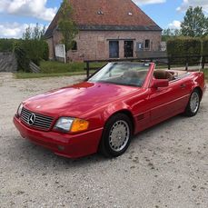 Mercedes-Benz - 300 SL 24 V - 1992