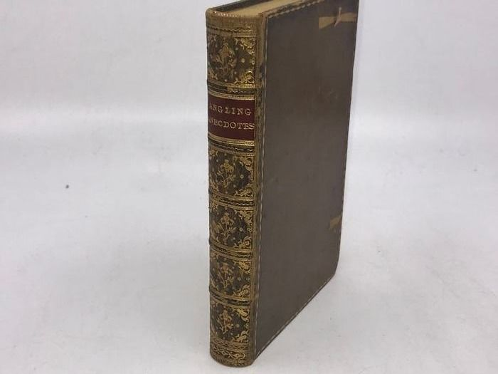 Thomas Boosey - Piscatorial Reminiscences and Gleanings by an Old Angler  - 1835