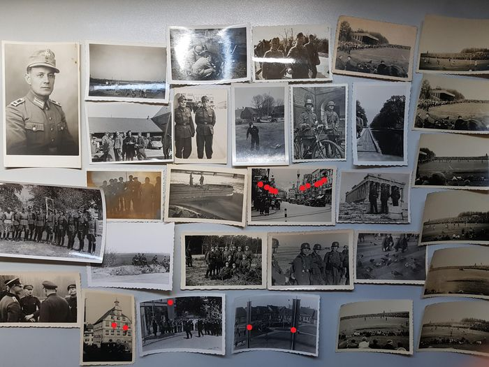 Germany - German WW2 Photos! (special locations)