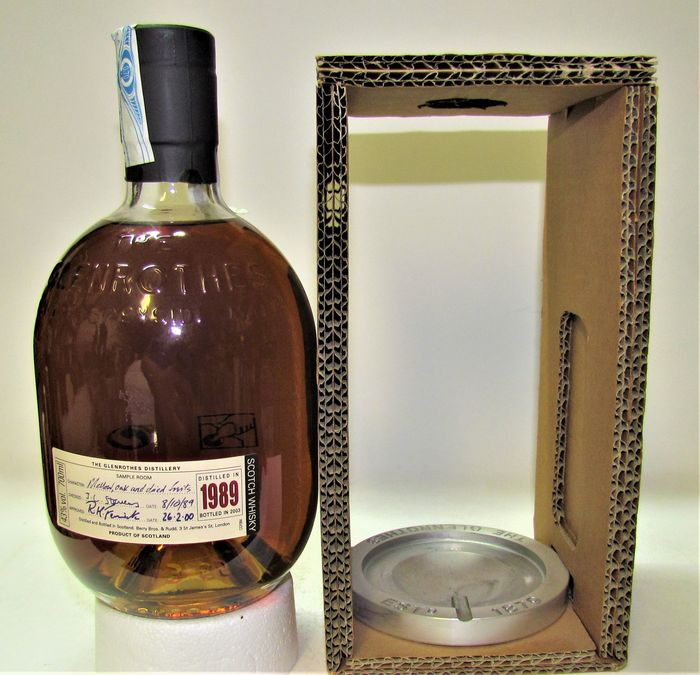 Glenrothes 1989 - Original bottling - b. 2003 - 70cl