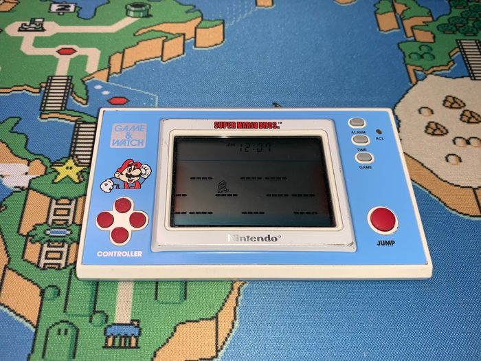 Nintendo, Super Mario Bros Game and Watch - Console