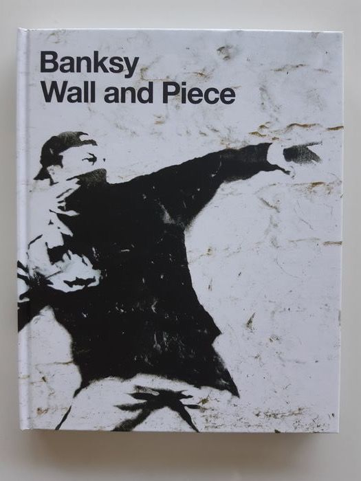 Banksy - Wall and Piece - 2005
