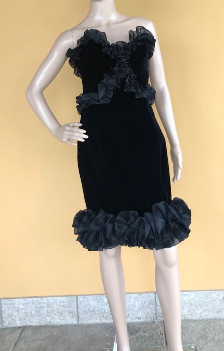 Yves Saint Laurent - Party dress - Size: EU 36 (IT 40 - ES/FR 36 - DE/NL 34)