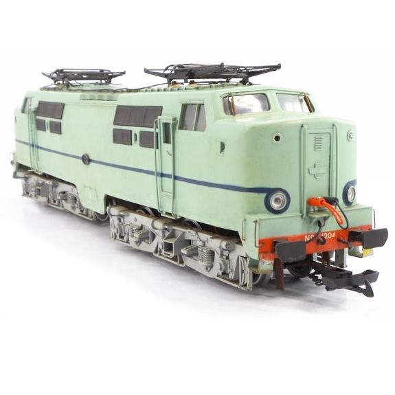 Stoom & Spoor G - Electric locomotive - NS Series 1200 in turquoise, for the LGB track - NS