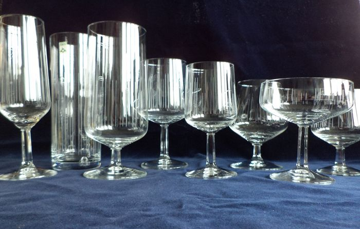 A.D. Copier - Drinking set for 6 (48) - Crystal