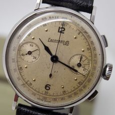 Eberhard & Co. - pre-extrafort oversize - ''NO RESERVE PRICE'' - Hombre - 1901 - 1949