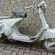 Auktion Over Vespa, Lambretta & Klassiske Scootere