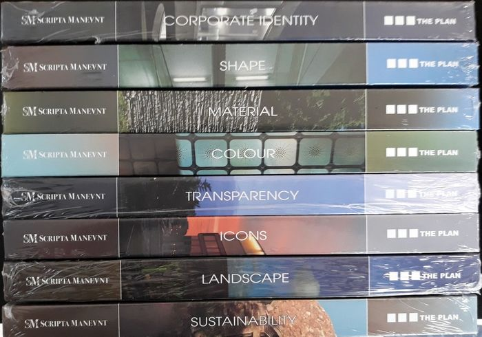 The Plan; Lot with 8 volumes - 2008