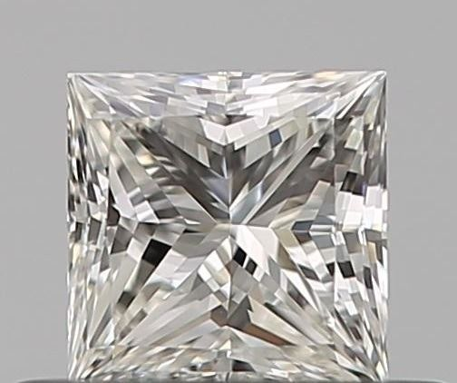 1 pcs Diamond - 0.35 ct - Princess - I - VVS2
