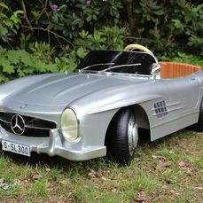Decoratief object - Mercedes 300 SL model - Mercedes-Benz - 1980-1990