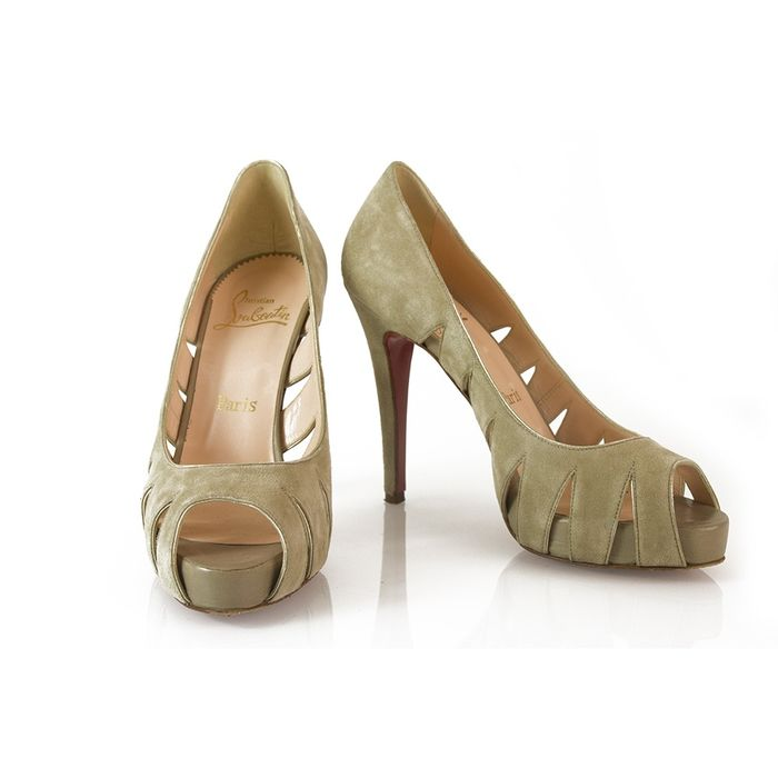 Christian Louboutin Pumps - Size: FR 37.5