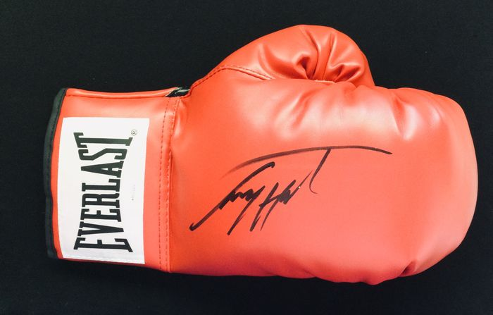 Boxing - Larry Holmes - Boxing glove