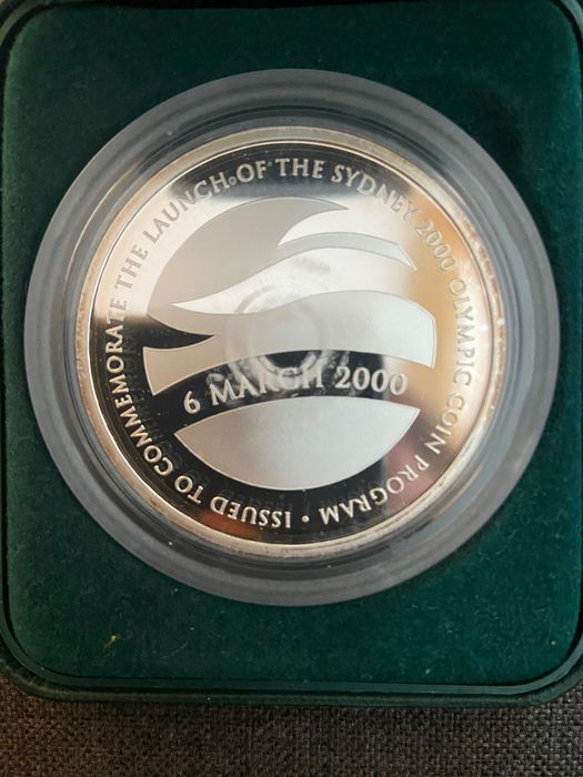 Olympic Games - 2000 - Sports coins